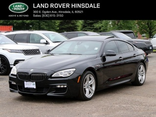 2017 Bmw 6 Series 650i Xdrive Gran Coupe Awd For In Hinsdale Il