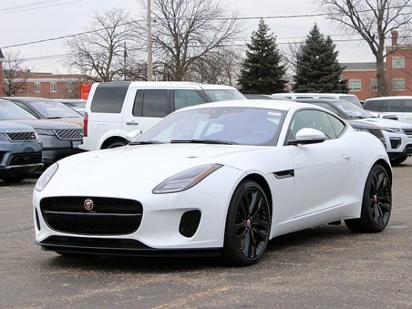 2019 Jaguar F-Type Coupe V6 380 HP AWD Automatic