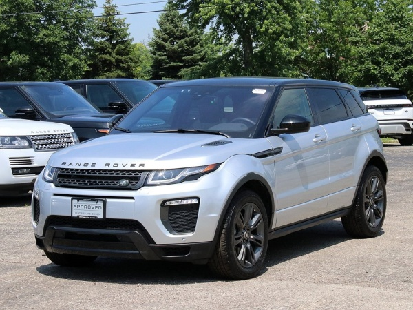 Used Land Rover Range Rover Evoque For Sale In Joliet Il