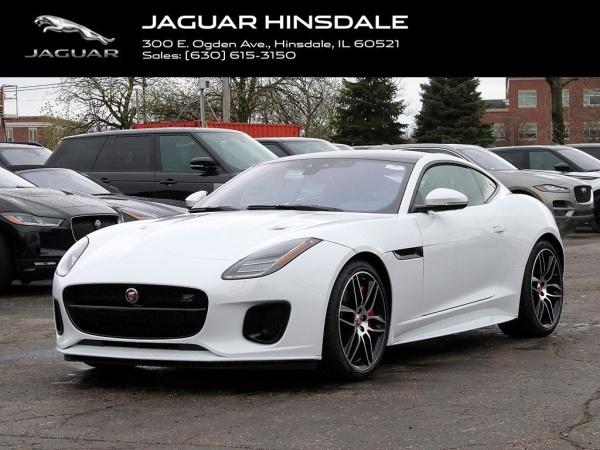2020 Jaguar F-Type Checkered Flag