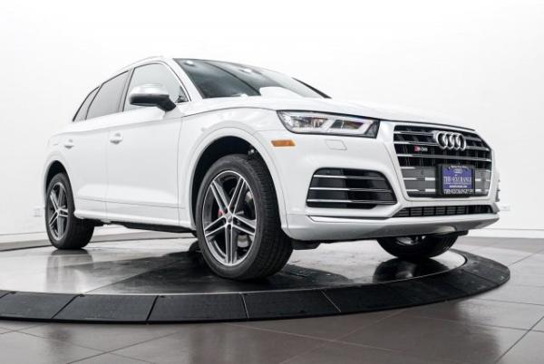 2020 Audi SQ5 in Highland Park, IL