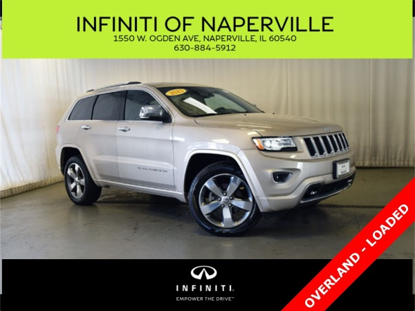2015 Jeep Grand Cherokee in Naperville, IL
