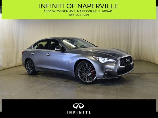2019 INFINITI Q50 in Naperville, IL