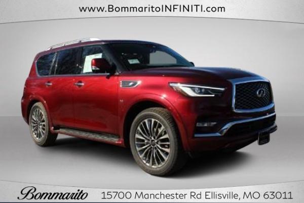 2020 INFINITI QX80 in Ellisville, MO