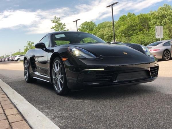 2019 Porsche Cayman