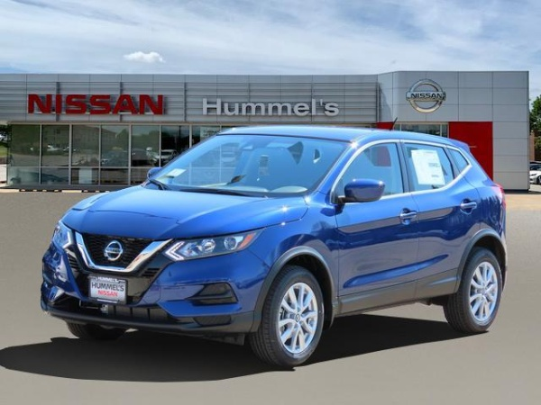 2020 Nissan Rogue Sport in Des Moines, IA