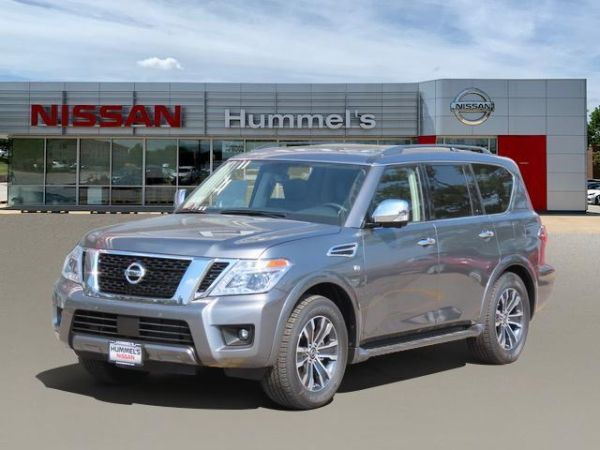 2020 Nissan Armada in Des Moines, IA