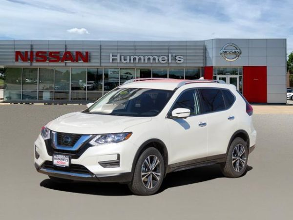 2020 Nissan Rogue in Des Moines, IA