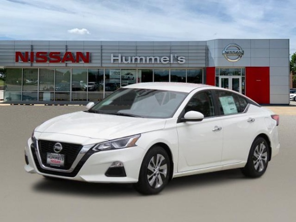 2020 Nissan Altima in Des Moines, IA