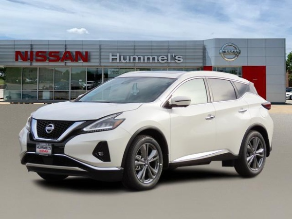2020 Nissan Murano in Des Moines, IA