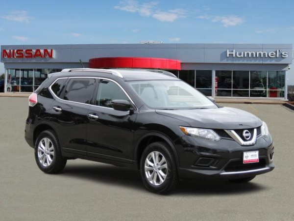 2016 Nissan Rogue in Des Moines, IA