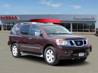 Used 2013 Nissan Armada SL 4WD For Sale In Des Moines, IA