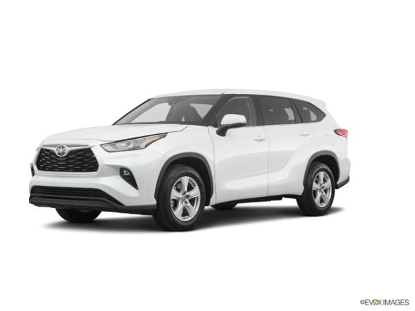 2020 Toyota Highlander in Manassas, VA