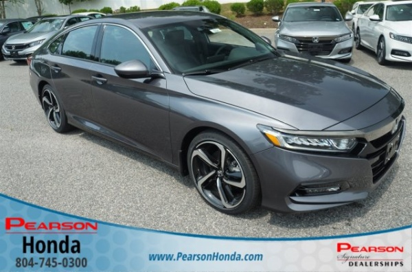 2019 Honda Accord in Midlothian, VA