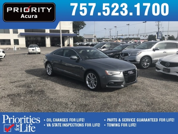 2013 Audi A5 in Chesapeake, VA