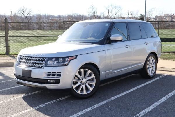 2017 Land Rover Range Rover in Alexandria, VA