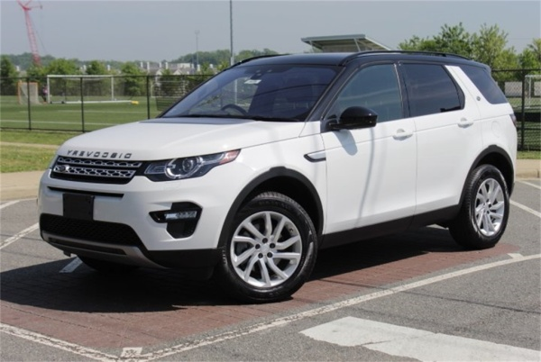 2019 Land Rover Discovery Sport in Alexandria, VA