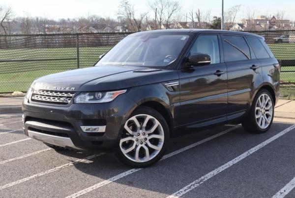 2016 Land Rover Range Rover Sport in Alexandria, VA