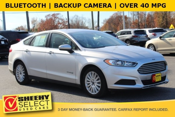 2016 Ford Fusion in Suitland, MD