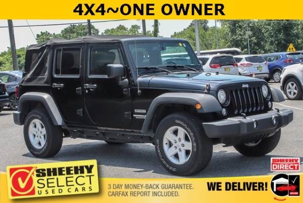 2017 Jeep Wrangler in Suitland, MD