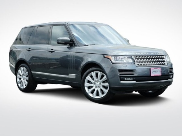 2015 Land Rover Range Rover in North Bethesda, MD