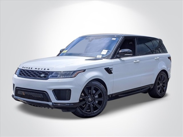 2020 Land Rover Range Rover Sport in North Bethesda, MD