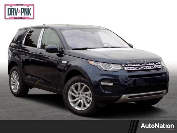 2019 Land Rover Discovery Sport HSE