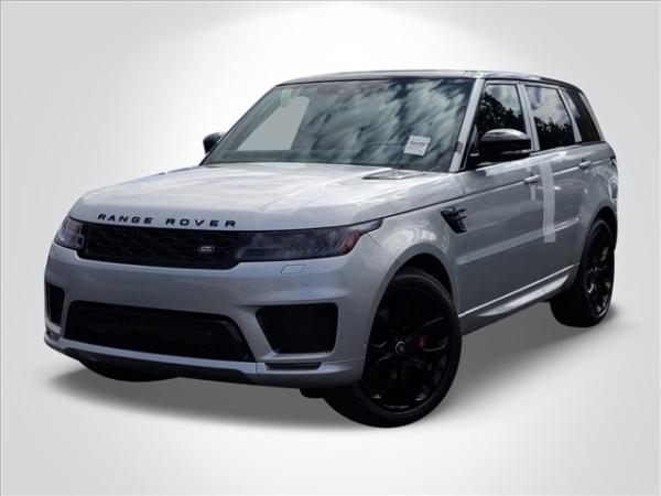 2020 Land Rover Range Rover Sport in North Bethesda, MD