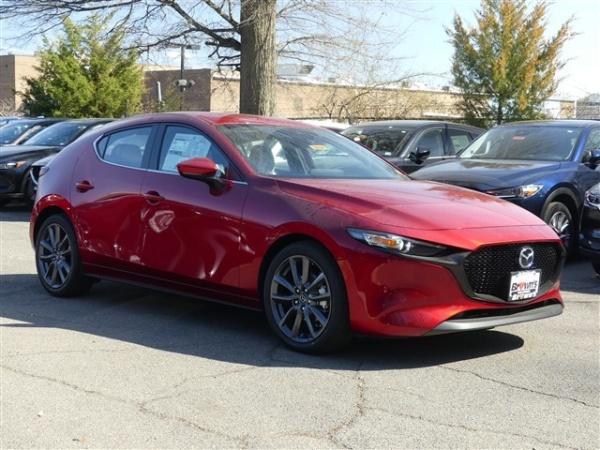 2019 Mazda Mazda3 5-Door Automatic FWD