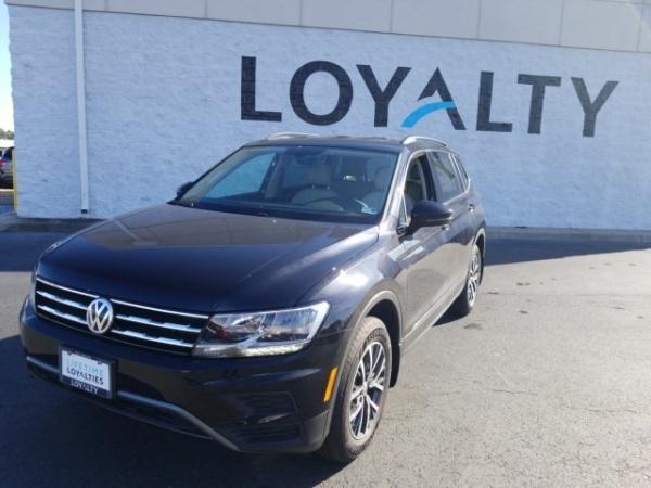 2020 Volkswagen Tiguan in Chester, VA