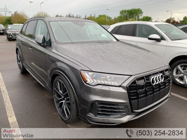2020 Audi Q7 in Wilsonville, OR