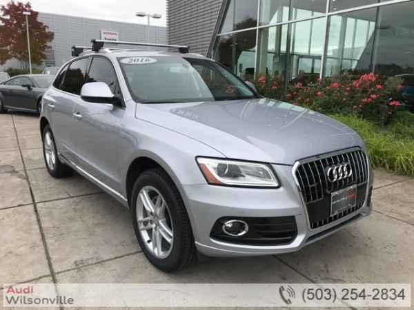 2016 Audi Q5 in Wilsonville, OR