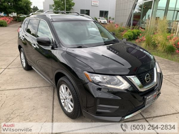2017 Nissan Rogue in Wilsonville, OR