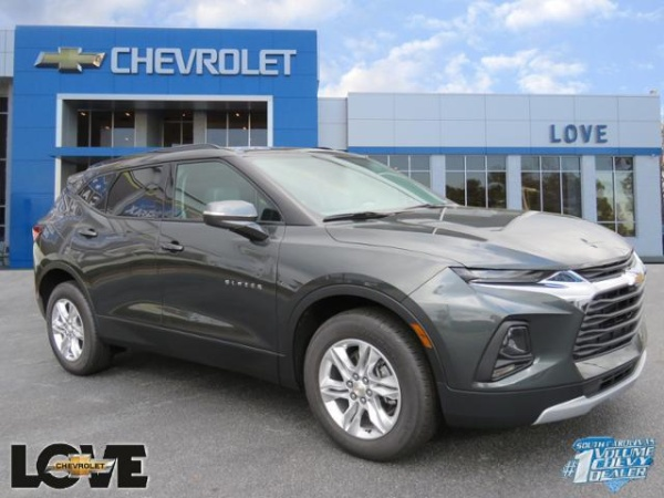 2020 Chevrolet Blazer in Columbia, SC