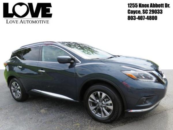 Nissan Of Orangeburg >> Used Nissan Murano for Sale in Lexington, SC | U.S. News ...