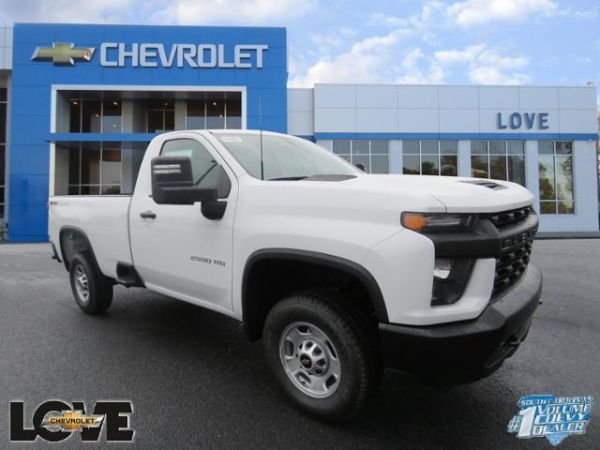 2020 Chevrolet Silverado 2500HD in Columbia, SC