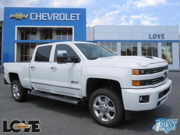 2019 Chevrolet Silverado 2500HD in Columbia, SC