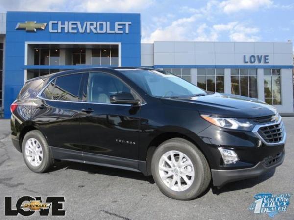 2020 Chevrolet Equinox in Columbia, SC