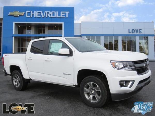 2020 Chevrolet Colorado in Columbia, SC