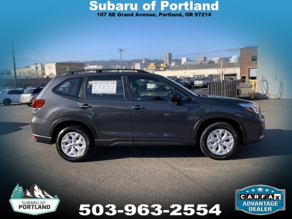 2020 Subaru Forester in Portland, OR