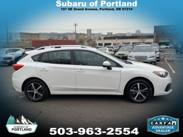 2020 Subaru Impreza in Portland, OR