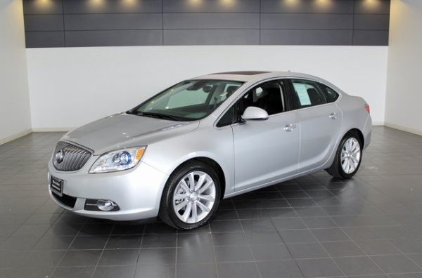 2014 Buick Verano Leather Group
