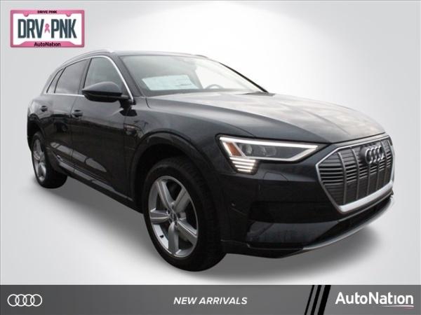 2019 Audi e-tron in Bellevue, WA