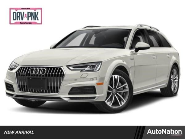2018 Audi A4 allroad 2.0T quattro Premium