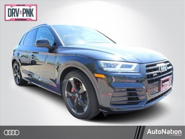 2019 Audi SQ5 in Bellevue, WA