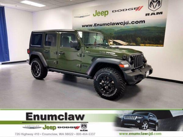 2020 Jeep Wrangler in Enumclaw, WA