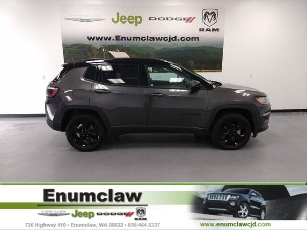 2020 Jeep Compass in Enumclaw, WA