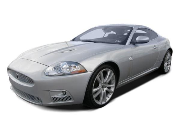 2009 Jaguar XK XKR