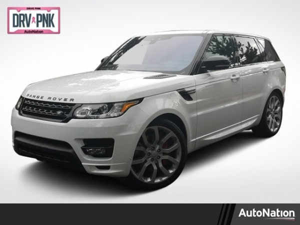 2017 Land Rover Range Rover Sport HSE Dynamic