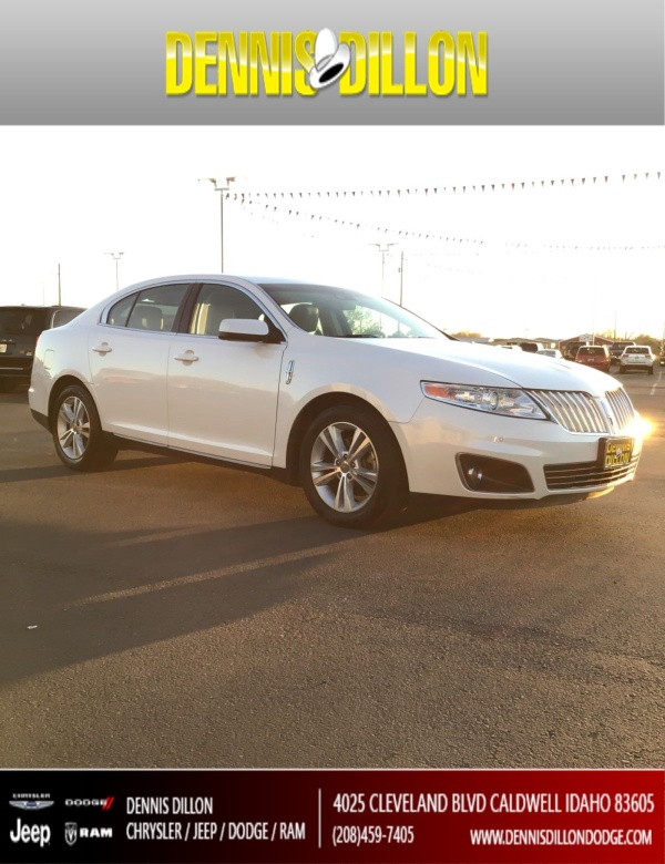 2012 Lincoln MKS in Caldwell, ID